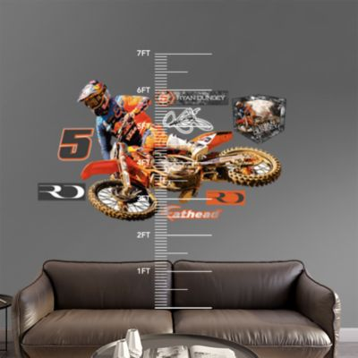 San Francisco 49ers Classic Logo - Transfer Decal Fathead Wall Decal