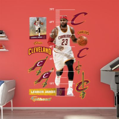 Illustrated Walkers Fathead Wall Mural