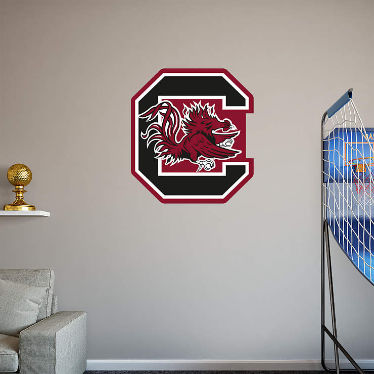 South Carolina Gamecocks Logo Wall Decal