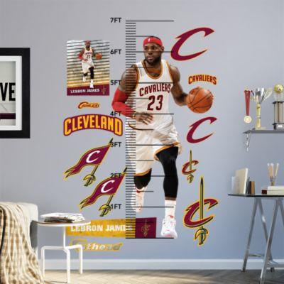 NBA Logo Fathead Wall Decal