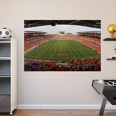 Soccer wall decals graphics shop fathead soccer for Dallas cowboys stadium wall mural