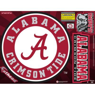 Alabama Crimson Tide Street Grip Outdoor Decal