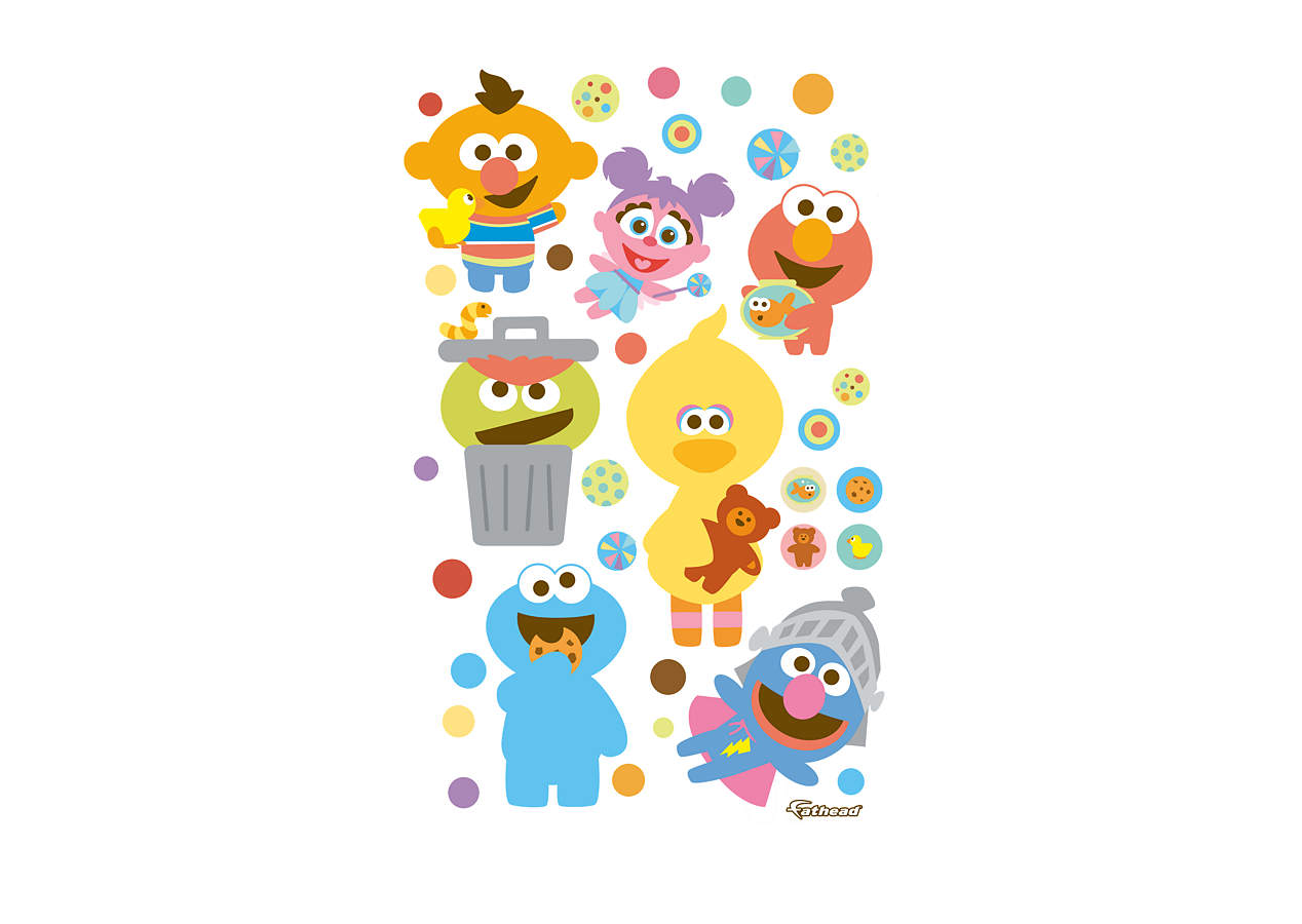 Aged Characters - Muppet Wiki |Sesame Street Baby