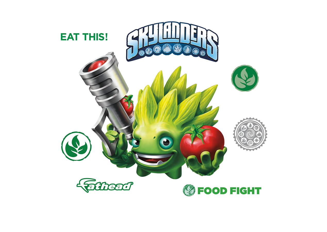 Food Fight - Fathead Jr Wall Decal | Shop Fathead® for ...