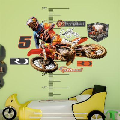 Grave Digger The Legend Fathead Wall Decal