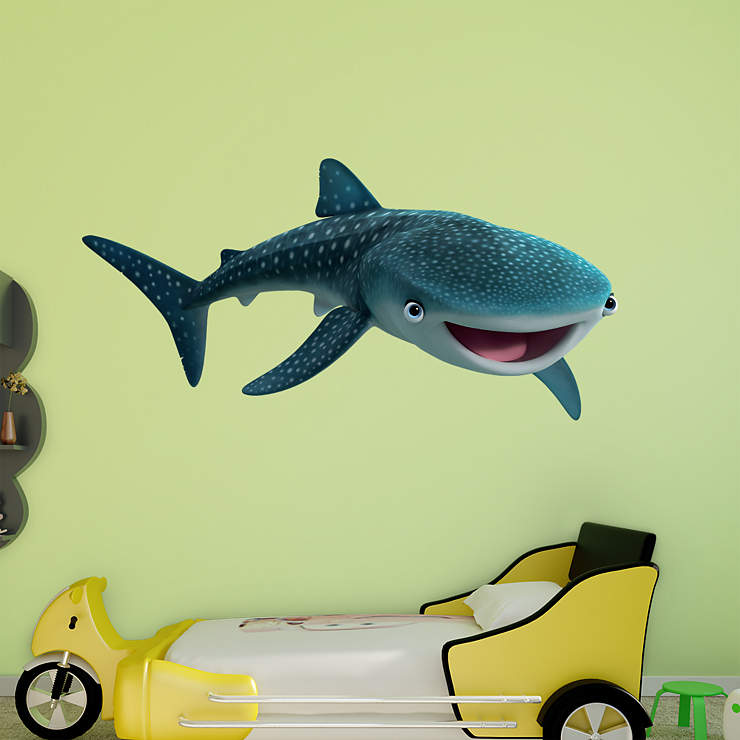 Destiny finding dory wall decal shop fathead for for Finding dory wall decals