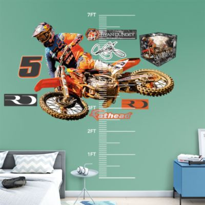 MLB Logo Fathead Wall Decal