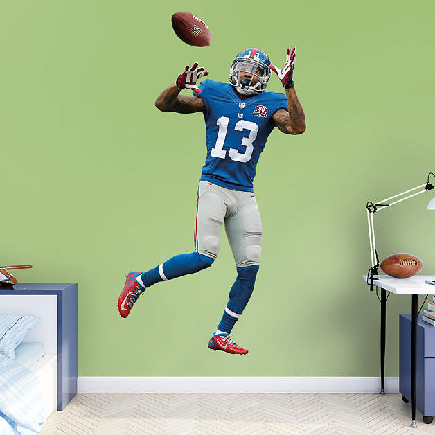 Odell Beckham Jr. Wall Decal