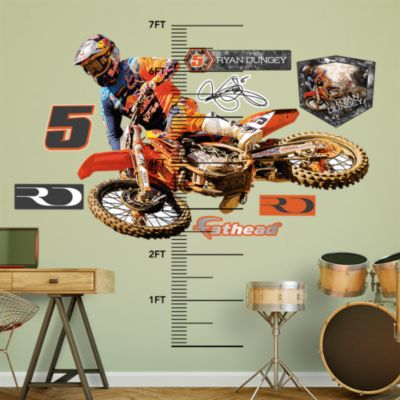 Walkers Collection Fathead Wall Decal