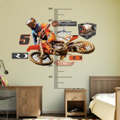 USMC Logo Fathead Wall Decal