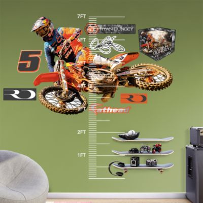 Buster Posey Montage Fathead Wall Mural