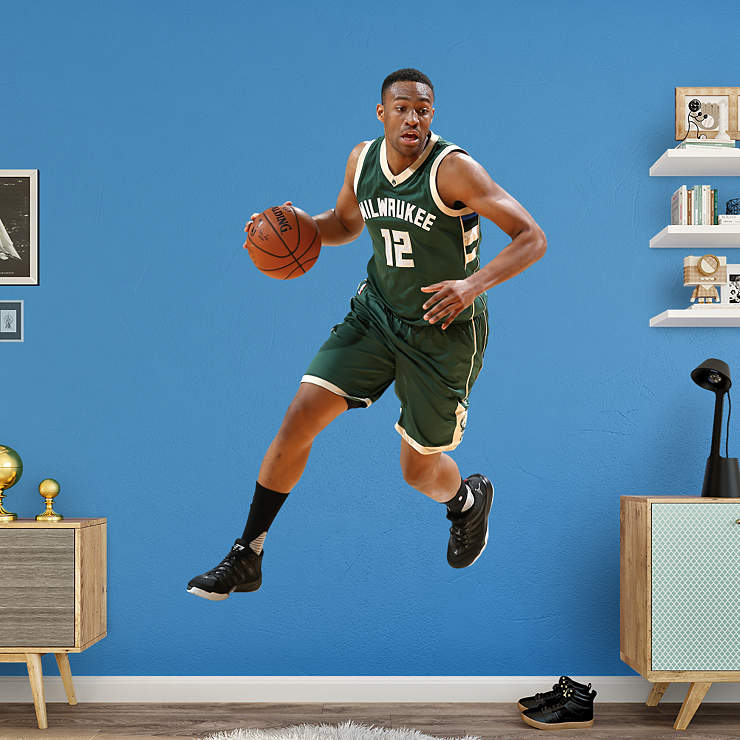 Life-Size Jabari Parker - No. 12 Wall Decal