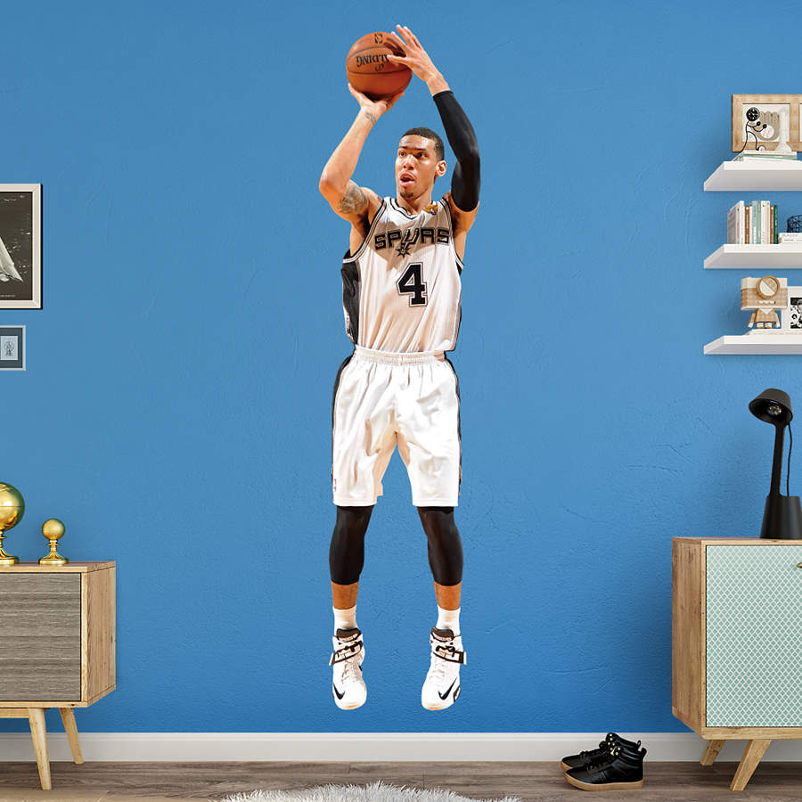 Life-Size Danny Green Wall Decal