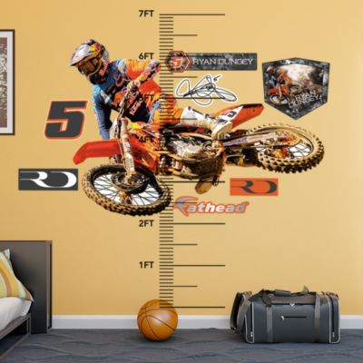 Golden State Warriors Arena Fathead Wall Mural
