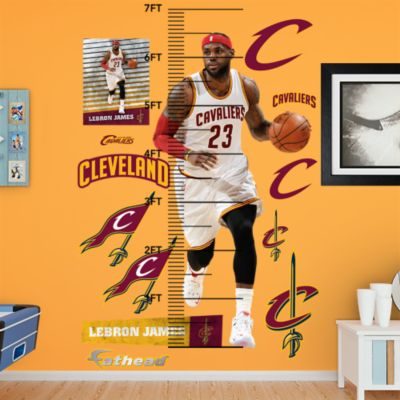NHL Fathead wall decals and graphics