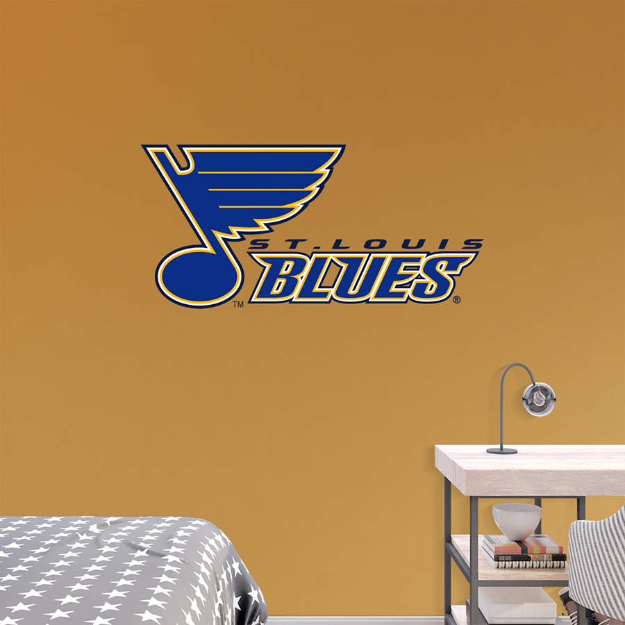 Home Decorators Outlet St Louis: St. Louis Blues Logo - Transfer Decal Wall Decal