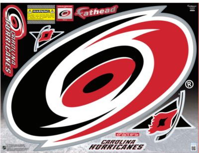 Carolina Hurricanes Street Grip Outdoor Decal
