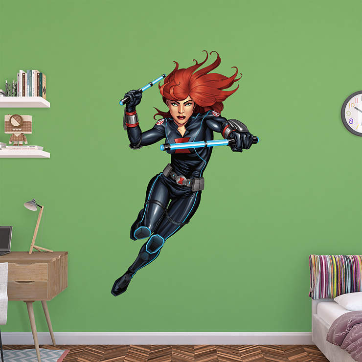 how to draw black widow from avengers assemble