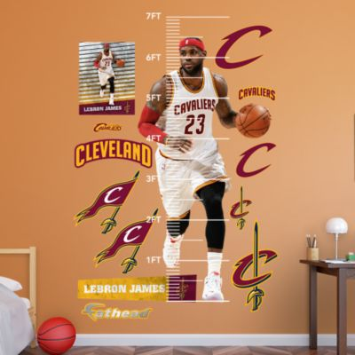 Patrick Ewing Fathead Wall Decal