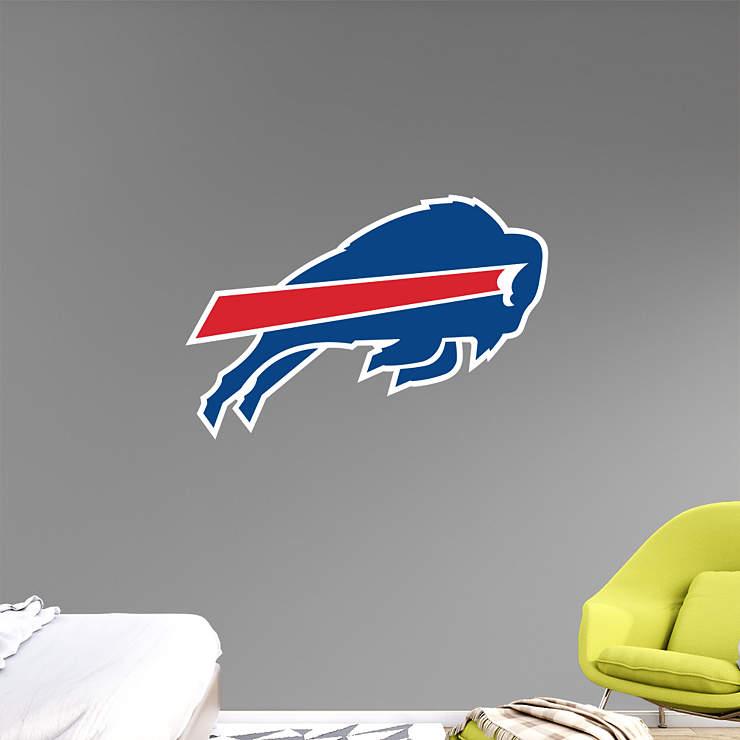 Buffalo Bills Logo Wall Decal Shop Fathead 174 For Buffalo