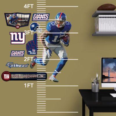 Russell Wilson - Fathead Jr Wall Decal