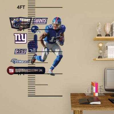 Western Michigan Broncos - Team Logo Assortment Wall Decal