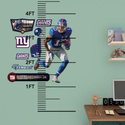 Nebraska Cornhuskers - 2012 Team Logo Assortment Wall Decal