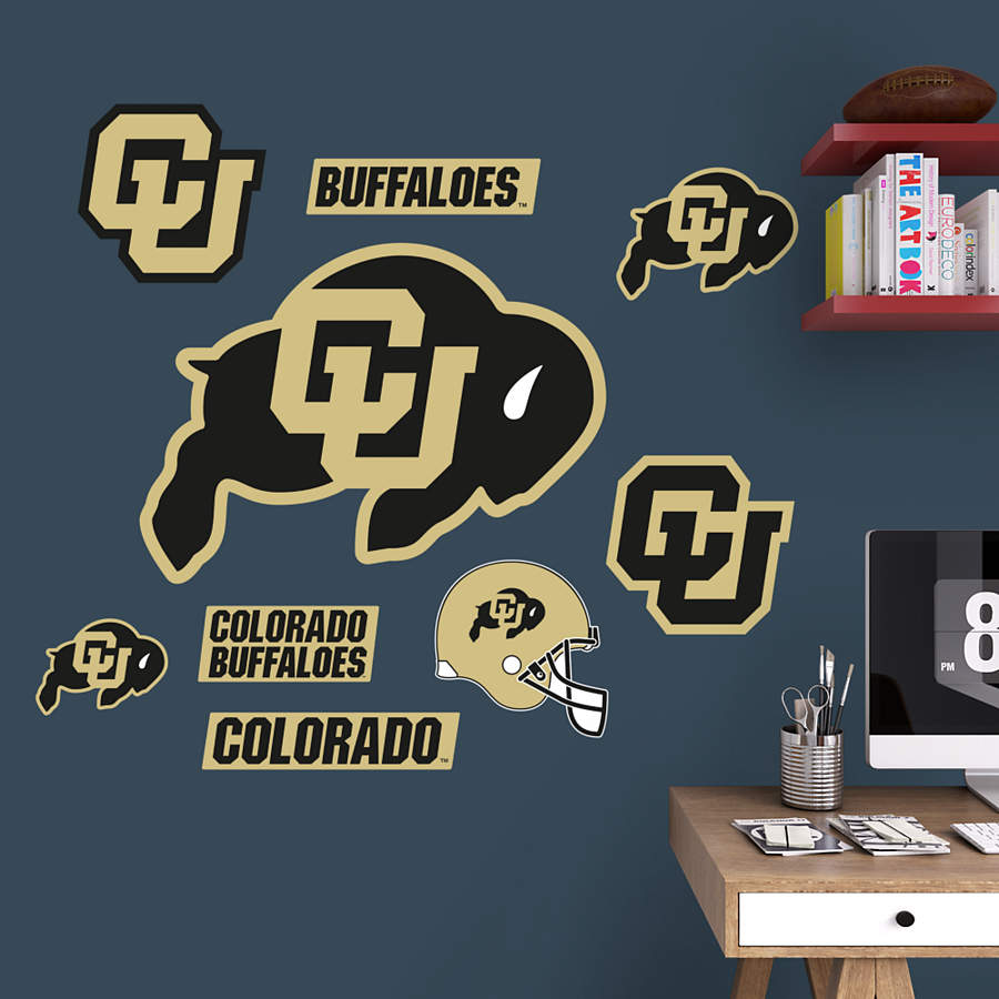 Team Logo Assortment Wall Decal