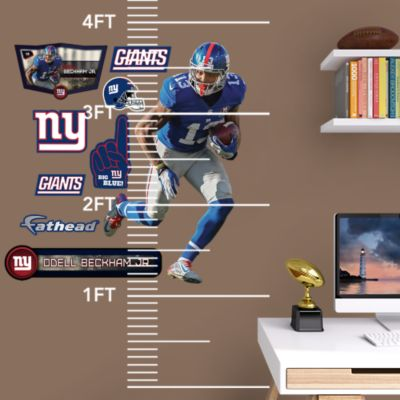 New England Patriots Pennants - Fathead Jr. Wall Decal