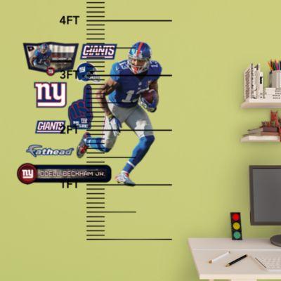 North Carolina Tar Heels - Team Logo Assortment Wall Decal