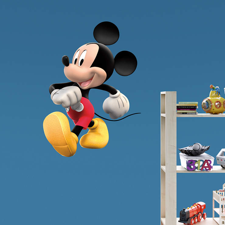 Mickey Mouse - Fathead Jr. Wall Decal | Shop Fathead® for ...