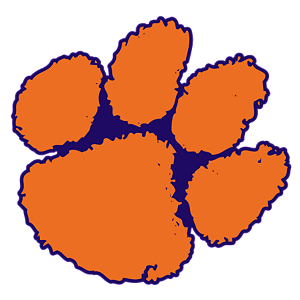 Clemson Tigers Fathead Wall Decals amp More Shop College