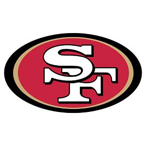San Francisco 49ers Fathead Wall Decals & More   Shop NFL ...