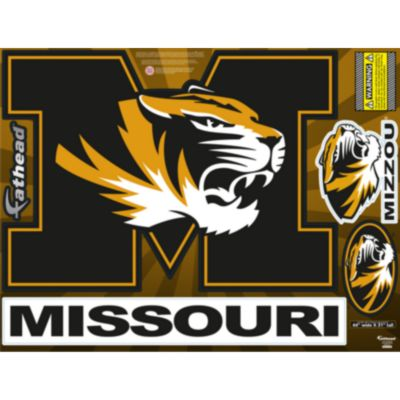 Missouri Tigers Street Grip Outdoor Decal