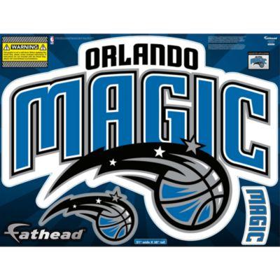 Orlando Magic Street Grip Outdoor Decal