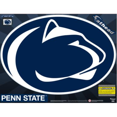 Penn State Nittany Lions Street Grip Outdoor Decal