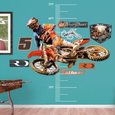 Villanova Wildcats Basketball Logo Wall Decal | Shop Fathead® for Villanova Wildcats Decor
