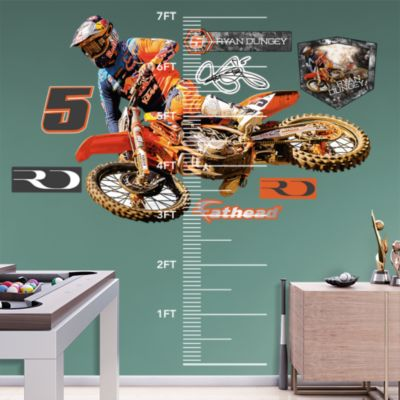 mlb stadiums mural wall decal shop fathead 174 for mlb decor shop murals wall decals amp graphics fathead military