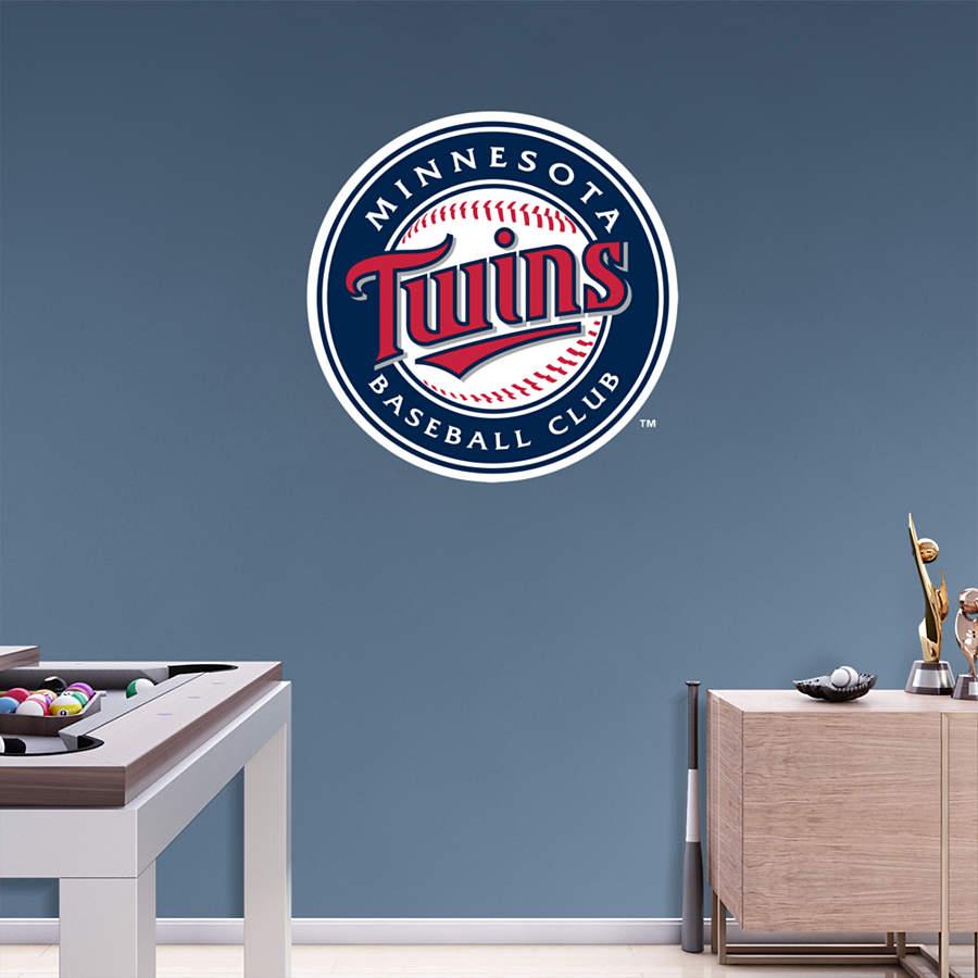 Minnesota Twins Room Decor