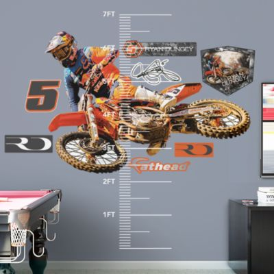 Michigan International Speedway Fathead Wall Mural