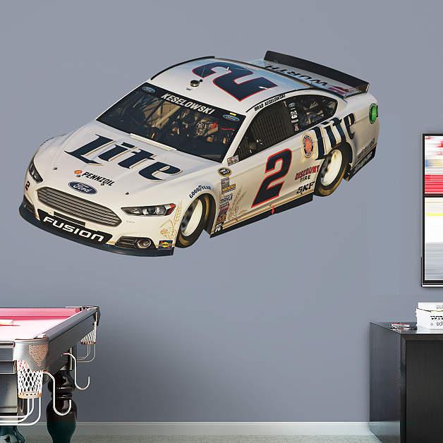 Race Car Wall Decals Amp Graphics Shop Fathead 174 Nascar
