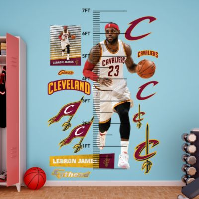 Magic Johnson Trophy Fathead Wall Mural