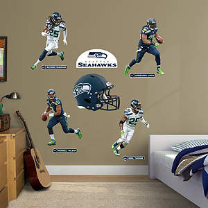 Seattle Seahawks Power Pack Fathead Wall Decal