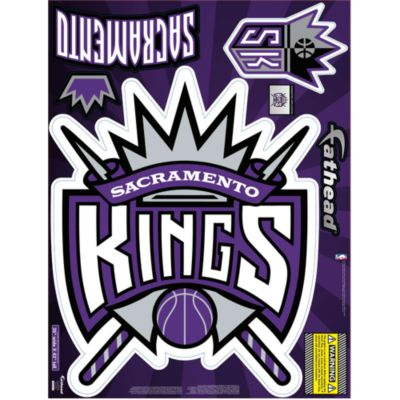 Sacramento Kings Street Grip Outdoor Decal