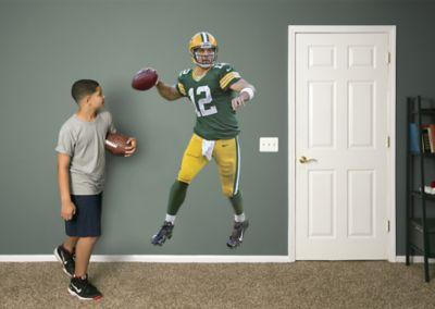 Drew Brees Quarterback Fathead Wall Decal