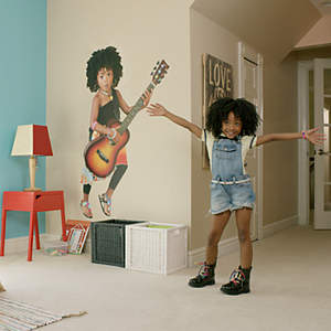Die Cut Vinyl Wall Decals
