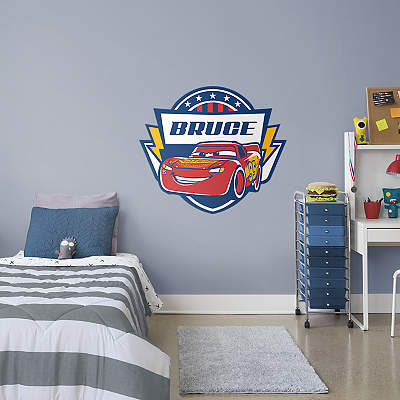 Shop disney the world of cars at fathead for Disney pixar cars wall mural