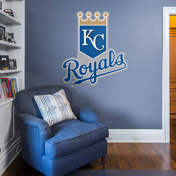 Kansas City Royals Fathead Wall Decals  More Shop MLB Fathead - Sporting kc wall decals