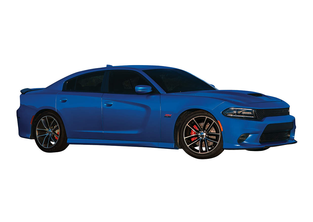 2016 dodge charger 392 hemi scat pack wall decal shop fathead for dodge decor. Black Bedroom Furniture Sets. Home Design Ideas