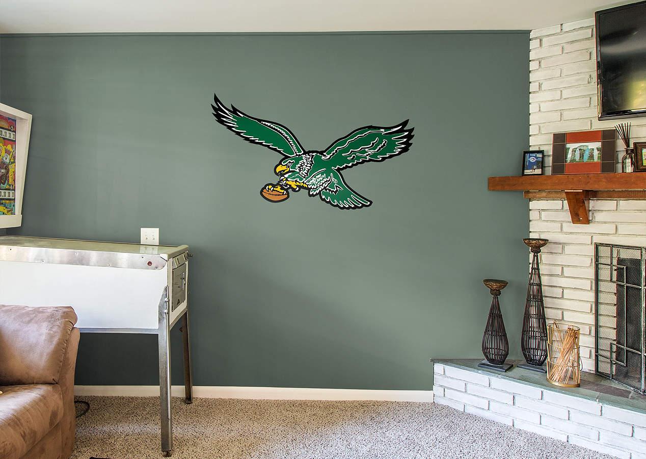Philadelphia Eagles Classic Logo Wall Decal
